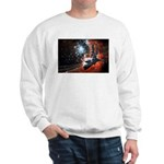 Hubble Service Mission 4 Sweatshirt
