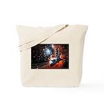 Hubble Service Mission 4 Tote Bag