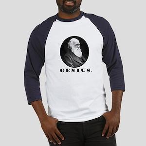 Genius Darwin Baseball Jersey