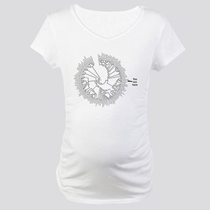 You Are Here #1 Maternity T-Shirt