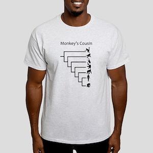 Monkey's Cousin Light T-Shirt