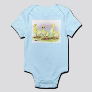 Chinese Geese Goslings Infant Creeper