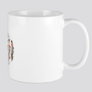 Togg Xmas Milkers Dancing Mug