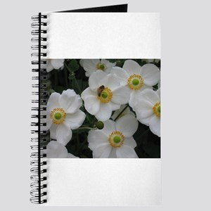 Flowers and Bee Journal
