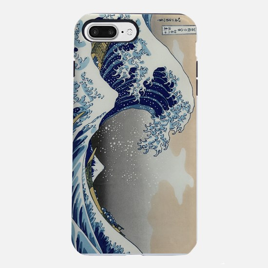 great-wave.p2.jpg iPhone 7 Plus Tough Case