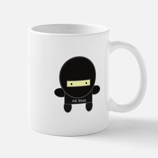 HR Ninja Mug