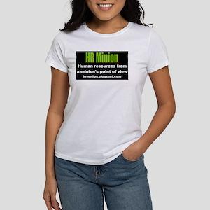 HR Minion Women's T-Shirt
