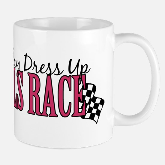 Bad Girls Race Mug