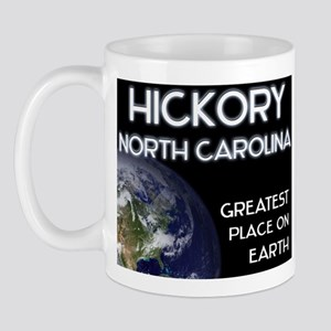 hickory north carolina - greatest place on earth M