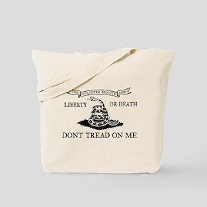 Culpeper Flag Tote Bag