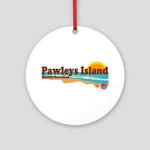 Pawleys Island SC Ornament (Round)