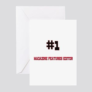 Number 1 MAGAZINE FEATURES EDITOR Greeting Cards (