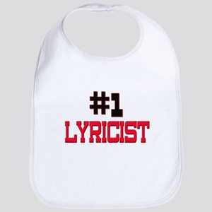 Number 1 LYRICIST Bib