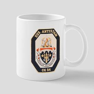 USS Antietam CG-54 US Navy Mug