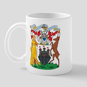 Edinburgh Coat Of Arms Mug