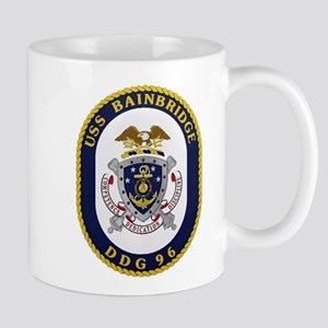 USS Bainbridge DDG 96 Navy Mug