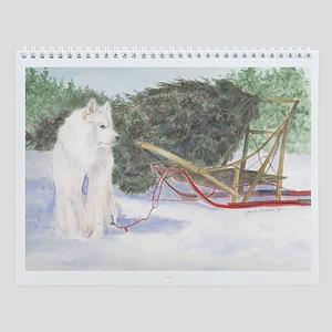 Pets-Water Color Wall Calendar