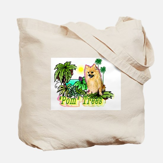 Pomeranian Gifts-Pun Intended Tote Bag