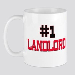 Number 1 LANDLORD Mug