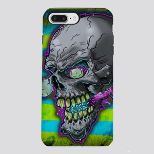 Eye Poppin' Skull Phone C iPhone 7 Plus Tough Case
