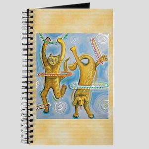 Hoop Happy Dog & Cat Journal