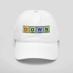 Clown made of Elements Cap