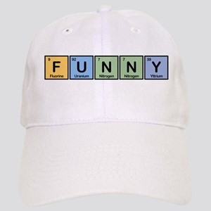 Funny made of Elements Cap
