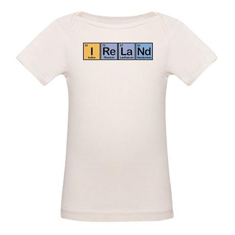 Ireland made of Elements Organic Baby T-Shirt