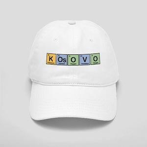 Kosovo made of Elements Cap
