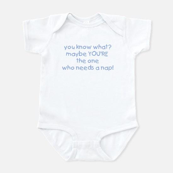 Nap Time Infant Bodysuit