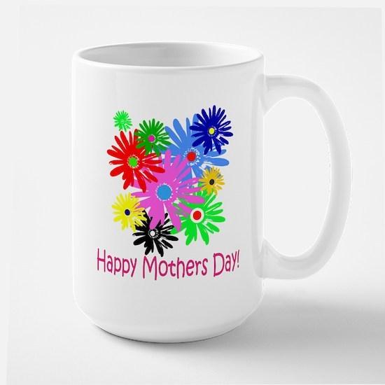 Mothers Day Large Mug