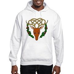 Celtic Stag Hoodie