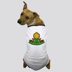 Buddhist Crown Dog T-Shirt