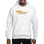 Osteoporosis Hooded Sweatshirt