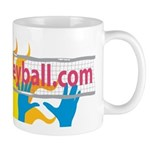 Nudist Volleyball Mug