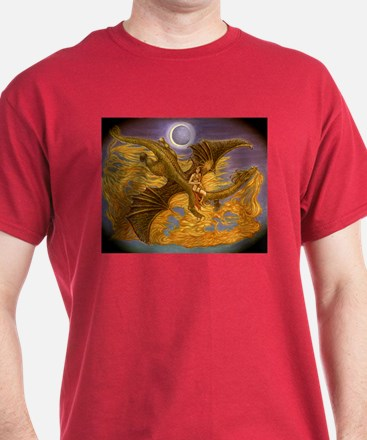 Cute Fire goddess T-Shirt