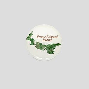 Prince Edward Island Mini Button