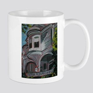 Window onto Charleston Mug