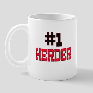 Number 1 HERDER Mug
