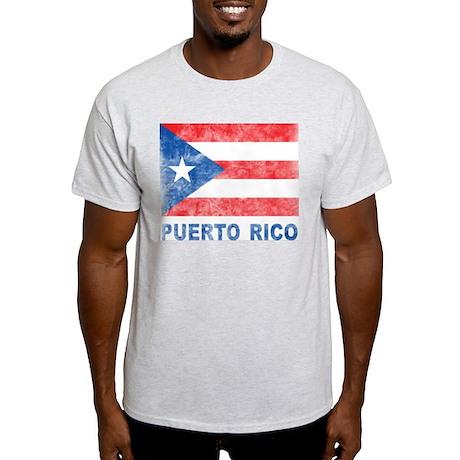 Vintage Puerto Rico Light T-Shirt