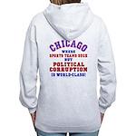 Corrupt Chicago Women's Zip Hoodie