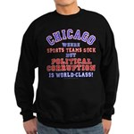 Corrupt Chicago Sweatshirt (dark)