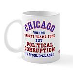 Corrupt Chicago Mug