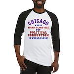 Corrupt Chicago Baseball Jersey