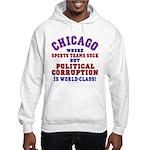 Corrupt Chicago Hooded Sweatshirt