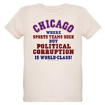 Corrupt Chicago Organic Kids T-Shirt