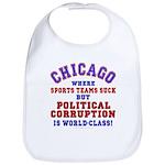 Corrupt Chicago Bib