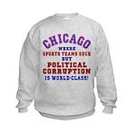 Corrupt Chicago Kids Sweatshirt