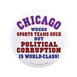 "Corrupt Chicago 3.5"" Button"