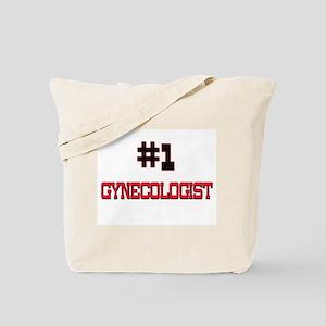Number 1 GYNECOLOGIST Tote Bag